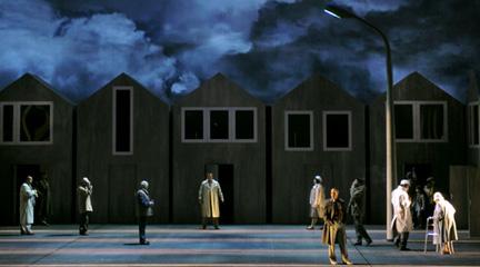 lirica  Macbeth en el Teatro Real, comprender el mal