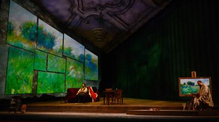 lirica  El Palau de les Arts estrena una Bohème fiel a Puccini