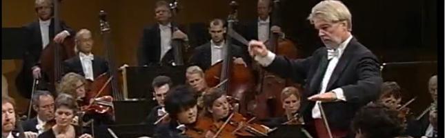 clasica  La Orquesta Sinfónica de la WDR inaugura la temporada de La Filarmónica Sociedad de Conciertos