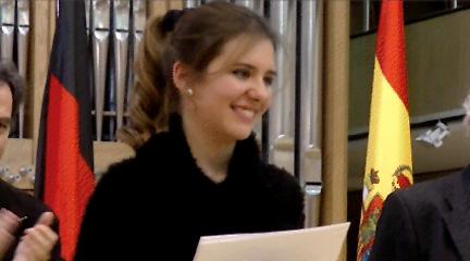 premios  Isabel María Sánchez Millán gana el Concurso de Guitarra Fundación Guerrero