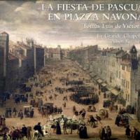 novedades  Premio de la crítica alemana a La Grande Chapelle por La Fiesta de Pascua en Piazza Navona