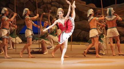clasica danza  El Ballet del Bolshoi de Moscú en cines