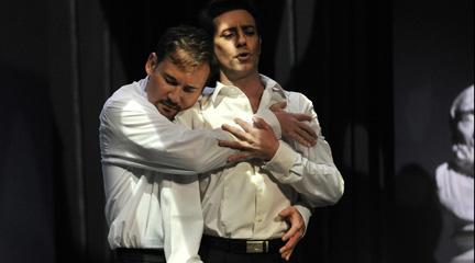 lirica  Rey Roger, la ópera cumbre de Szymanowski llega al escenario del Euskalduna