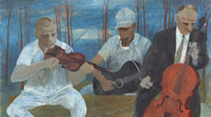 para ninos  Música y pintura se unen en el Thyssen