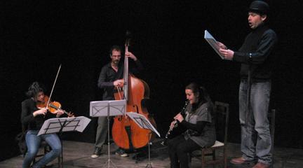 lirica  El Teatro Guindalera apuesta por la lírica con Tres desechos en forma de ópera