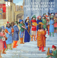 ref editoriales  Love, Revelry and the Dance in Mediæval Music