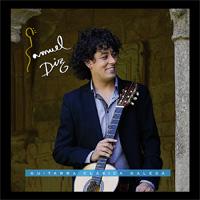 novedades  Guitarra clásica galega, un disco diferente