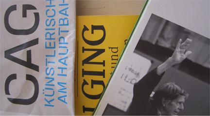 hacia el siglo 21  15 días con John Cage