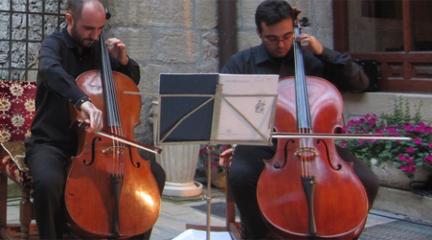 antigua  Academia de las Luces, una formación joven para una música entre siglos