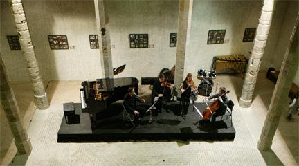 contemporanea  Pamplona Acción Musical reúne a jóvenes talentos de la música en Civivox Condestable