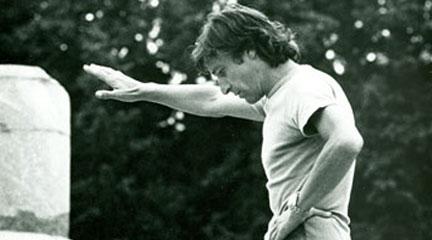 espanola  Flasmob de Antonio Gades en la Semana dedicada al bailarín