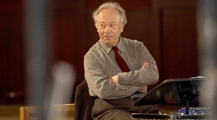cursos  Clase magistral de Interpretación vocal con Alberto Zedda