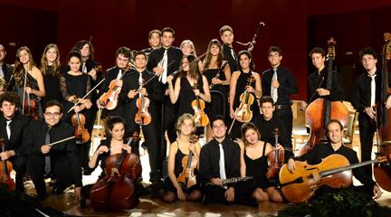 temporadas  Ciclo V Siglos de Música de la Madrid Sinfonietta Orchestra
