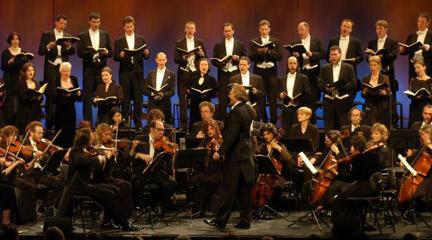 lirica  Parsifal en versión concierto en el Teatro Real