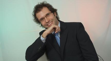 lirica  Santiago Serrate, nuevo director musical de Šárka y Cavalleria Rusticana