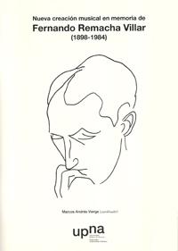 libros  Nueva creación musical en memoria de Fernando Remacha