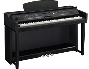 marcas  Los nuevos modelos CVP 600, de la serie de pianos Clavinova de Yamaha