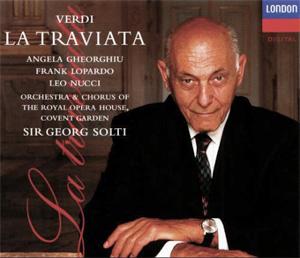 notas al reverso  La obertura de La traviata