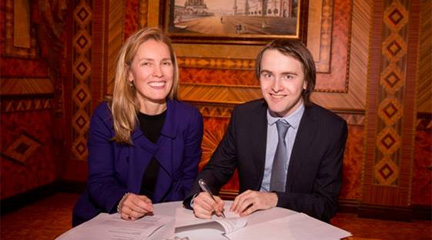 novedades  El joven pianista Daniil Trifonov firma con Deutsche Grammophon