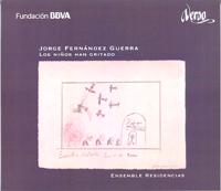 cdsdvds  Los niños han gritado, música de Jorge Fernández Guerra