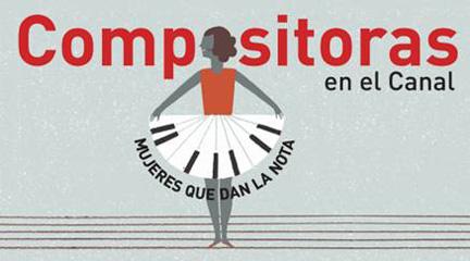 contemporanea  Compositoras en el Canal por el Día de la Mujer