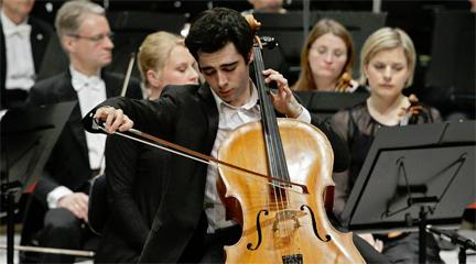 premios  Pablo Ferrández gana el segundo premio del Paulo International Cello Competition