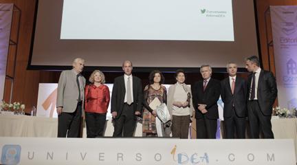 educacion  La Fundación Albéniz, Pearson y Samsung presentan los resultados de la prueba piloto de Universo iDEA