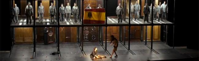 lirica  Pepita Jiménez, una relectura del Albéniz operista en Teatros del Canal