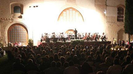 cursos de verano  Curso Nacional de Música Ciudad de Rioseco
