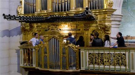 notas  Presentada la III Academia de Órgano 'Julián de la Orden'