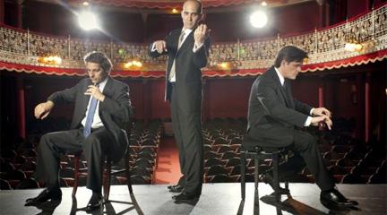 contemporanea  Trío Arbós en CentroCentro, del jazz al teatro musical