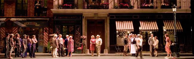 temporadas  El Teatro de la Zarzuela presenta una temporada bien trabada y plena de aciertos