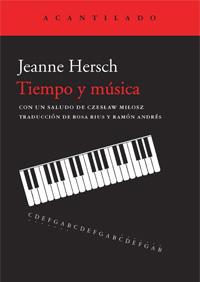 libros  Tiempo(s) y música