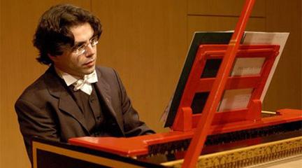 novedades  Presentación del último cd del clavecinista Yago Mahúgo