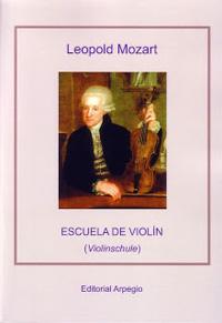 libros  Leopold Mozart y su olvidada pedagogía del violín
