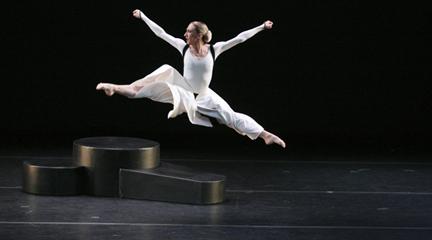 contemporanea danza  Martha Graham Contemporary Dance estrena a Nacho Duato