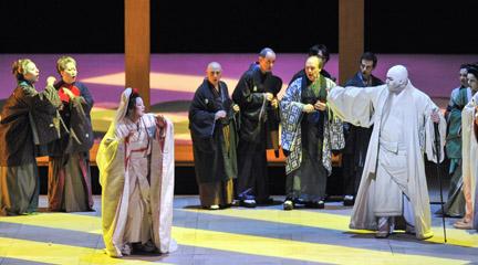 lirica  El Liceu cierra con Madama Butterfly