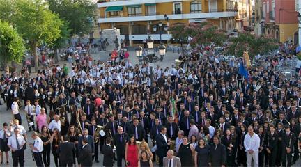 premios  La Banda Sinfónica del Ciac de La Vall DUixó gana el CIBM Villa de Dosbarrios