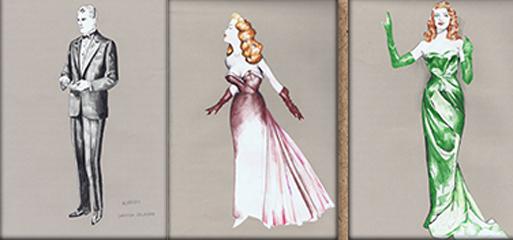 lirica  La Traviata se traslada a la España de los años 40