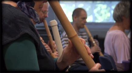 instrumentos  Jornadas dedicadas al Shakuhachi en el Museo de la Música