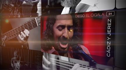 musicas del mundo  Flamenco para tus ojos, nueva serie de TV para La 2 en la madrugada del sábado