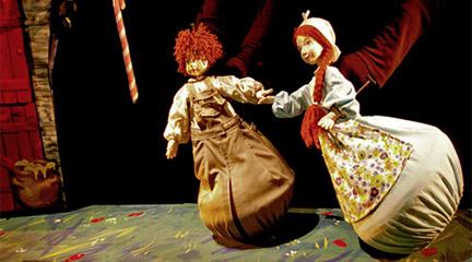 para ninos  La Tartana Teatro une ópera y títeres en el clásico infantil Hansel y Gretel