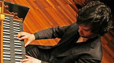 internacional  Gira del clavecinista Ignacio Prego por Estados Unidos