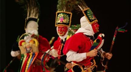 festivales  Les Preses son una fiesta en el Festival Ésdansa para pequeños y mayores