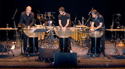 contemporanea  Neopercusión continúa con su festival KONEKT@rte Sonoro en el Centro Cultural Galileo