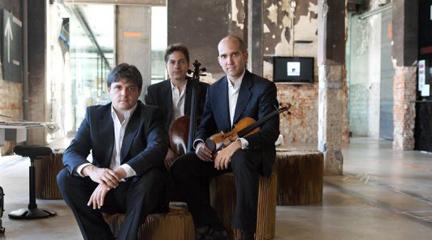 internacional  El Trío Arbós estrena en el Festival MUSICA de Estrasburgo