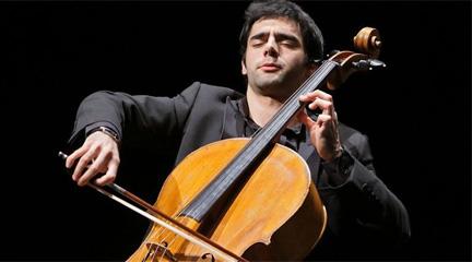 novedades  Pablo Ferrández  graba su primer disco con la Filarmónica de Stuttgart