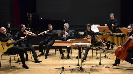 festivales  13º Festival Internacional de Música Contemporánea de Tres Cantos
