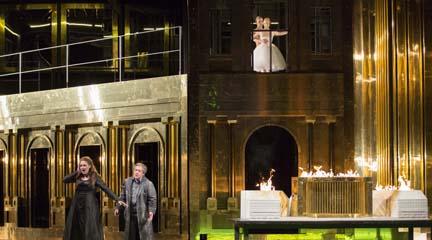 lirica  Aida en cine en directo desde la Ópera de París