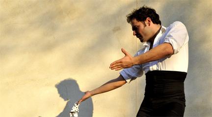 espanola  José Galán estrena Socularna en la I Muestra de Flamenco